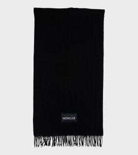 Sciarpa Scarf Black