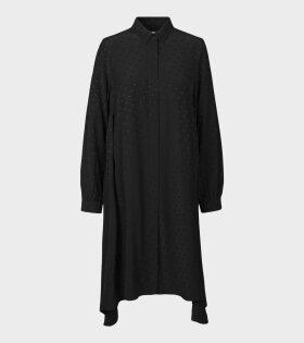 Dancella LS Dress Black