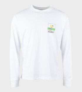 Soulland X Peanuts - Sally Long Sleeve T-shirt White