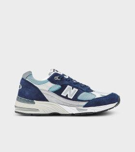 New Balance - W991NBP Blue Mix