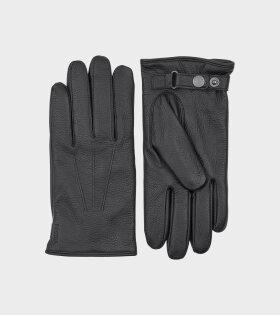 Hestra - Eldner Svart Gloves