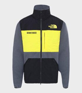 The North Face - Steep Tech Fz Fleece Jacket Grey