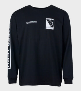 The North Face - Steep Tech LS Tee Black