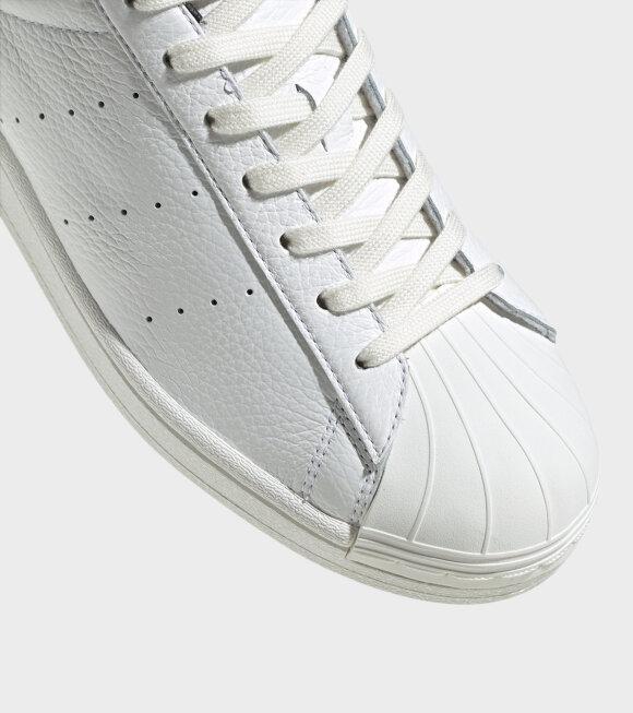 Adidas  - Superstar Pure White