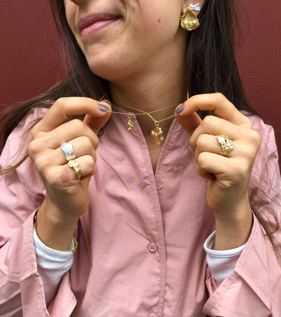 Lea Hoyer - Hemis Necklace Goldplated