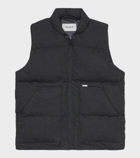 Carhartt WIP - Brooke Vest Black