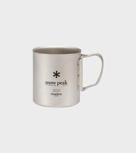 Snow Peak - Titanium Double Wall Cup 220 Mug