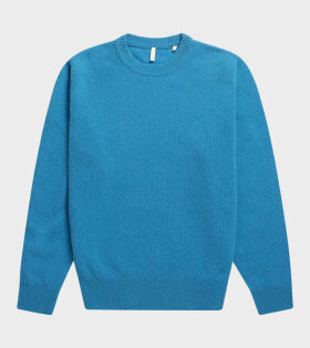 SUNFLOWER - Moon Sweater Blue