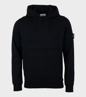 Stone Island - Patch Hoodie Black