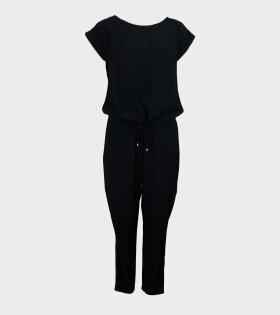 Cavi Jumpsuit Black Dots