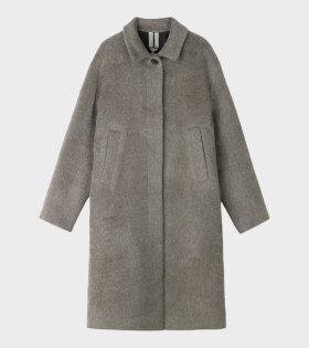 Aiayu - Noor Coat Yak Melange