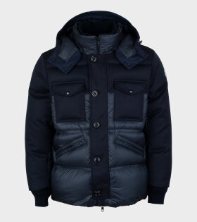 Penze Jacket Navy