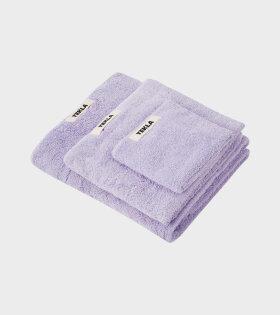 Hand Towel 50x80 Lavender