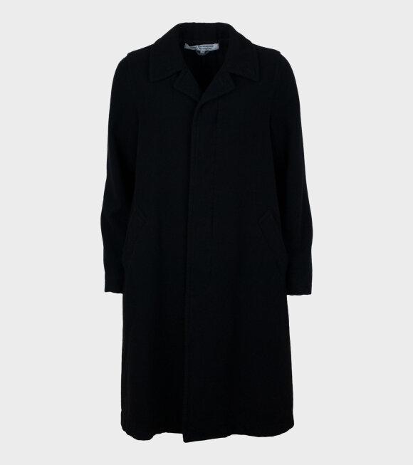Comme des Garcons Girl - Ladies Coat Black