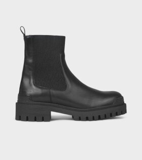 Angulus - Chelsea Boot Black