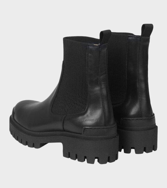 Angulus - Chelsea Boot Black