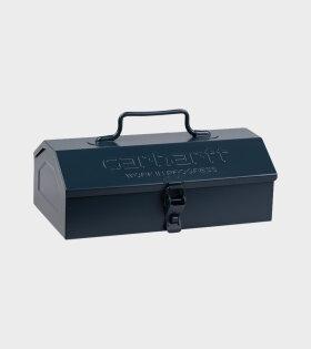 Carhartt WIP - Script Tool Box Metal Admiral