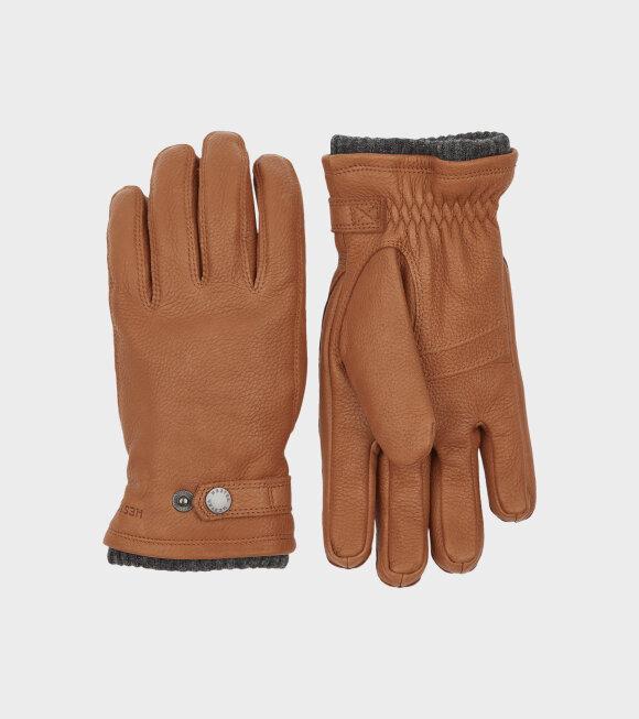 Hestra - Utsjö Kork Gloves Brown