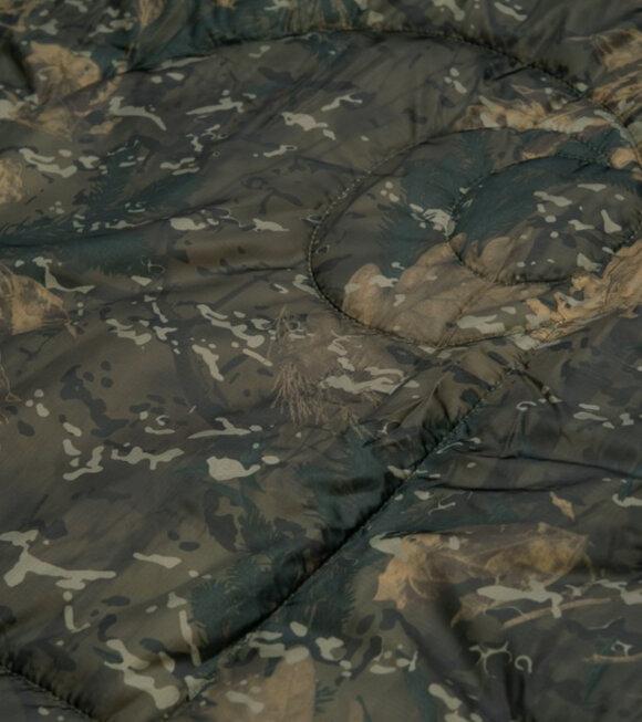 Carhartt WIP - Prentis Camo Combi Blanket