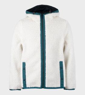 Paul Smith - Reversible Jacket White/Navy
