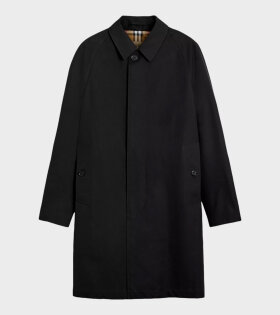 Burberry - Camden Coat Blue Carbon