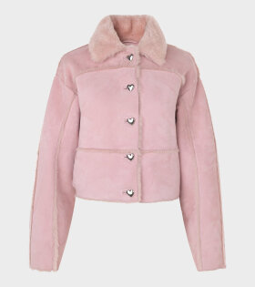 Kahlo Jacket Baby Pink