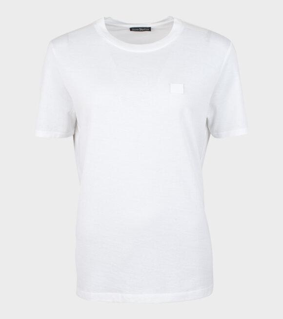Acne Studios - Ellison Face T-shirt White