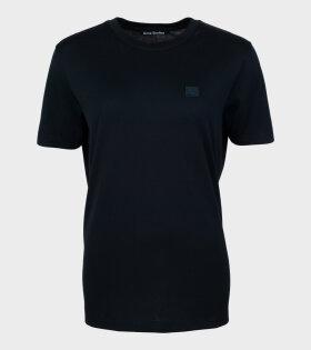 Ellison Face T-shirt Black