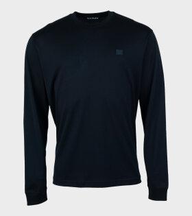 Eisen Face LS T-shirt Black