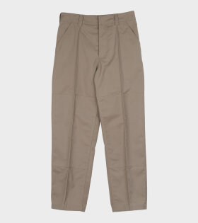 Peregrine Twill Face Pants Beige