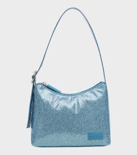 Silfen - Ulla Handbag Aqua Blue