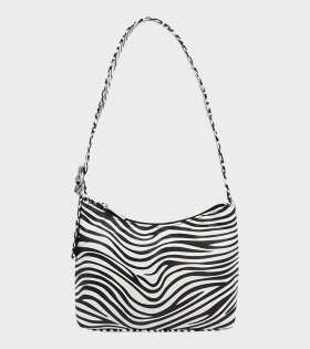 Silfen - Ulla Handbag Zebra Print