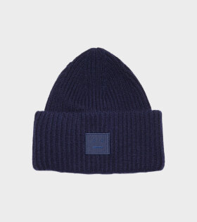 Acne Studios - Pancy N Face Beanie Navy