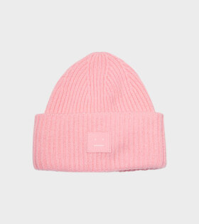 Acne Studios - Pancy N Face Beanie Blush