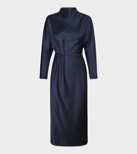 Stine Goya - Damai Midnight Dress Navy