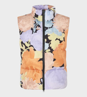 Stine Goya - Leonor Floral Mix Vest Multicolor