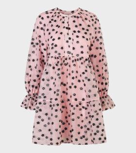 Stine Goya - Ivana Meadow Blush Dress Pink