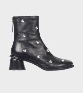 Stine Goya - Allison Crystal Boots Black