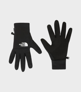 The North Face - Etip Recycled Glove Black
