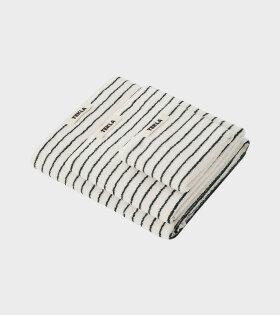 Tekla - Hand Towel 50x80 Racing Green