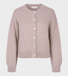 Stine Goya - Ash Alpaca Knit Pink