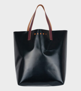 Marni - Shopping Tote Bag Black