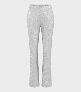 Lissi Pants Silver Shimmer