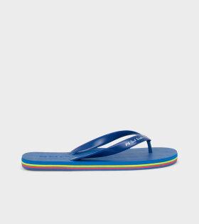 Paul Smith - Dale Eva Flip Flops Blue