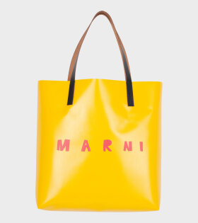 Marni - Shopping Tote Bag Yellow