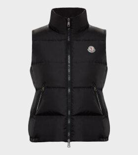 Moncler - Gallinule Gilet Vest Black