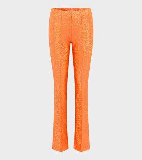 Lissi Pants Orange Shimmer