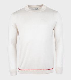 Thin Knit Off-white