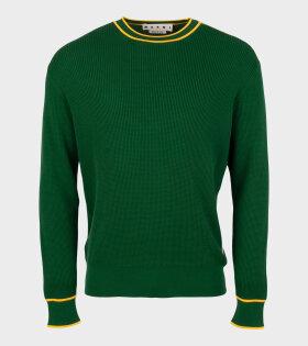 Marni - Regular Twist Knit Green
