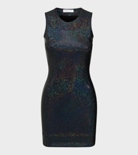 Saks Potts - Vision Dress Black Shimmer